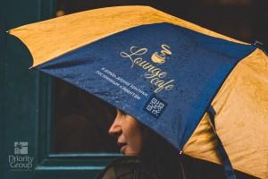 Зонты с логотипом – как сувениры для бизнеса