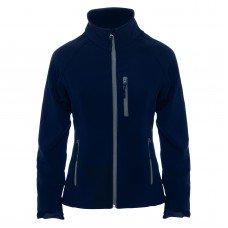 Куртка софт-шел женская Antartida