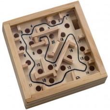 Игра - деревянный лабиринт