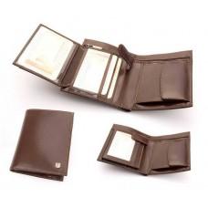 Бумажник мужской из итальянской кожи 034M