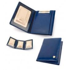 Бумажник мужской из итальянской кожи 011M