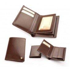 Бумажник мужской из итальянской кожи 069M