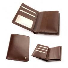 Бумажник мужской из итальянской кожи 195M