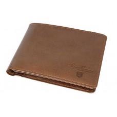Бумажник мужской из итальянской кожи 014M