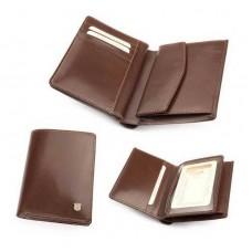 Бумажник мужской из итальянской кожи 006M