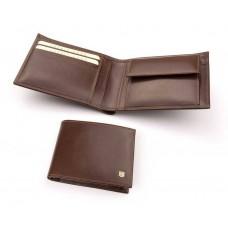 Бумажник мужской из итальянской кожи 016M