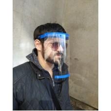 Санитарно-защитный экран для лица