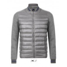 Куртка унисекс из двойного материала SOL'S VOLCANO