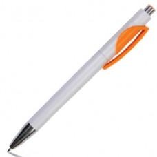 Ручка кулькова NELLA з кольоровим кліпом
