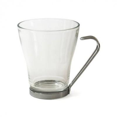 Чашка стеклянная  VENERA