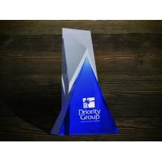 Стеклянная награда PG057