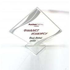 Стеклянная награда PG225