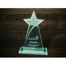 Стеклянная награда PG247