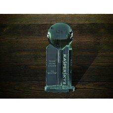 Стеклянная награда PG253