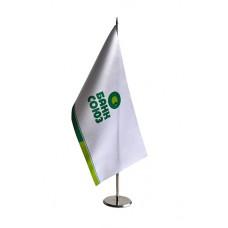 Настільний прапорець Банк Союз