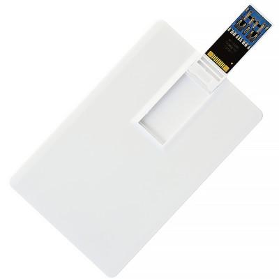 Флешка кредитная карта USB 3.0