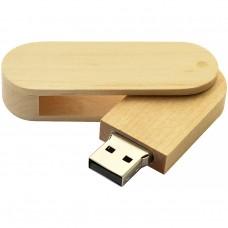 Деревянный USB флеш-накопитель PG00201