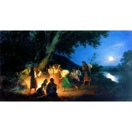 Рождество Иоанна Крестителя - Ивана Купала