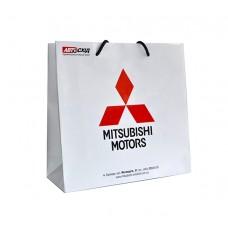 Бумажные пакеты с лого Компании