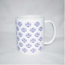 Сублимационная чашка белая. Grade A