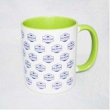 Чашка для сублимации с цветной ручкой Inner Rim