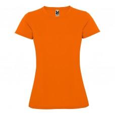 Футболка спортивная женская Montecarlo Woman 150