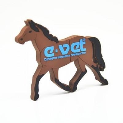 USB флешка в виде Лошади