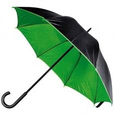 Зонт-трость, двухцветный 4519